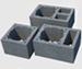 6) Kaminų blokai